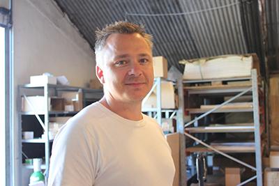 Mikkel Bauer Kortegaard, medejer i Lagerkompagniet